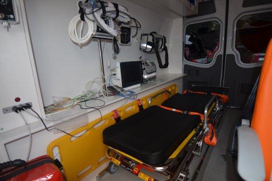 Siswa Sidoarjo ciptakan penstabil tempat tidur ambulans