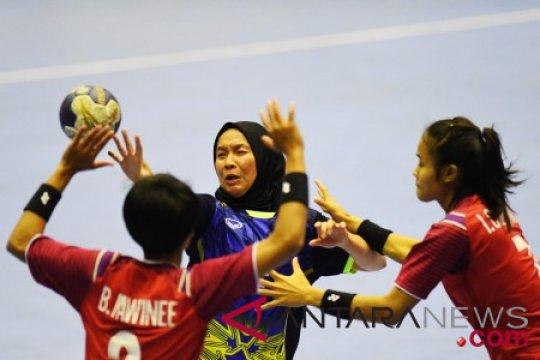 Thailand wakil Asia Tenggara di semifinal bola tangan putri