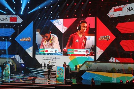 Kapan eSports dilombakan di Olimpiade?