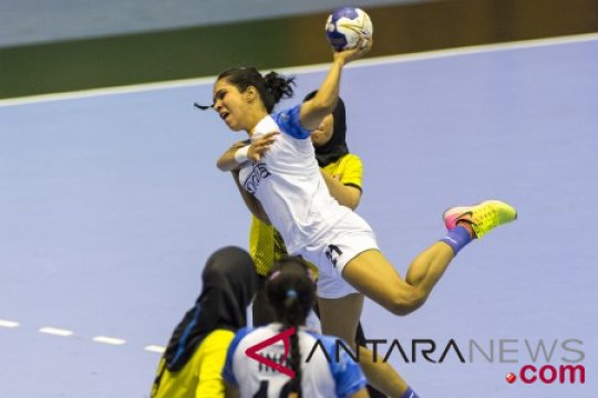 Tim bola tangan putri Malaysia kalah telak lawan India
