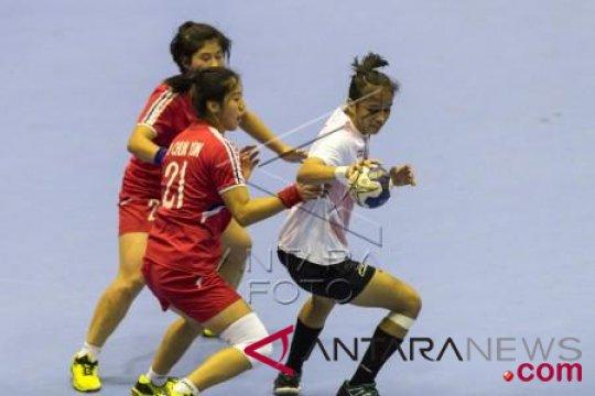 Tim bola tangan putri Indonesia kembali telan kekalahan