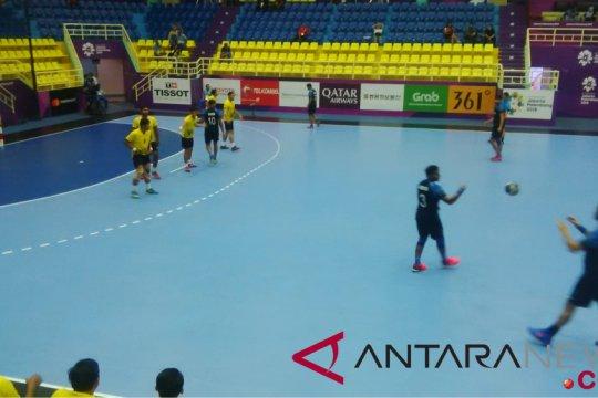 Bola tangan putra India bungkam Malaysia 45-19