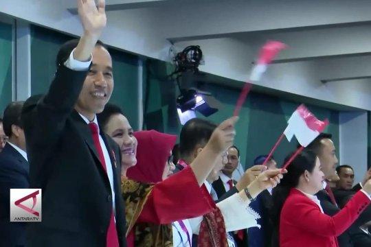 Presiden resmikan penyelenggaraan Asian Games 2018