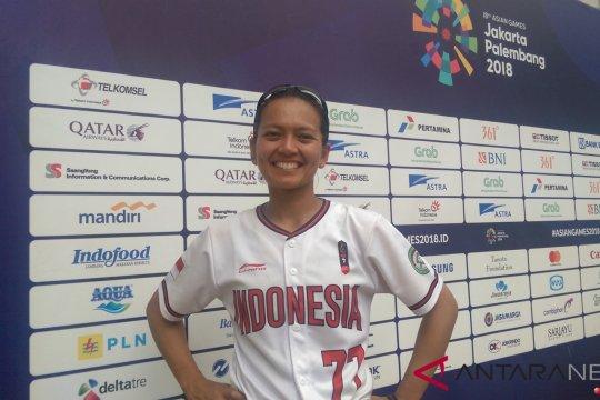Sofbol putri Indonesia akhirnya catatkan kemenangan perdana
