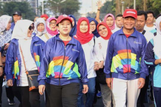 2.500 peserta ikuti jalan sehat bersih lingkungan