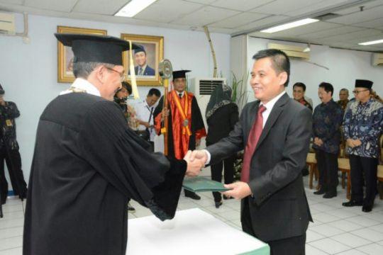 Sekjen MPR raih gelar doktor dari Universitas Jayabaya