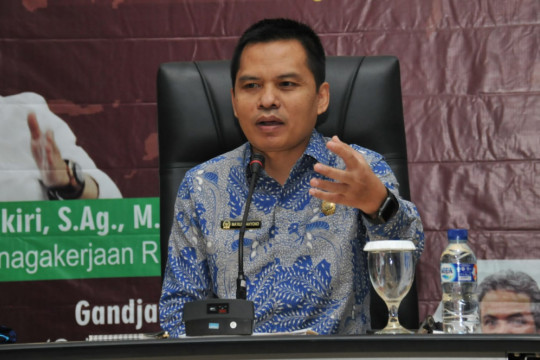 Ma'ruf: Bangsa Indonesia beruntung punya Pancasila