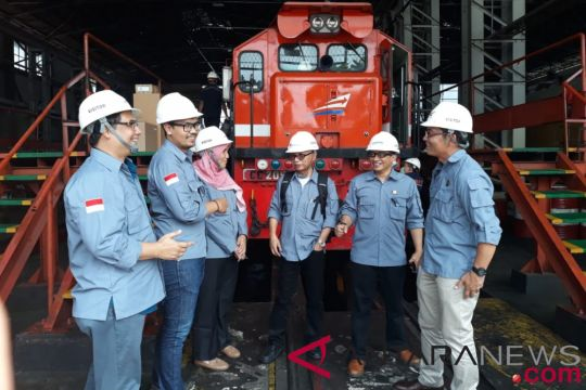 Kereta api perlu SOP khusus penggunaan B20
