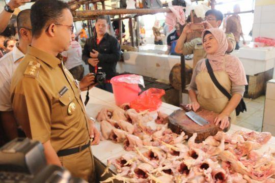Anies resmikan revitalisasi Pasar Kramat Jati