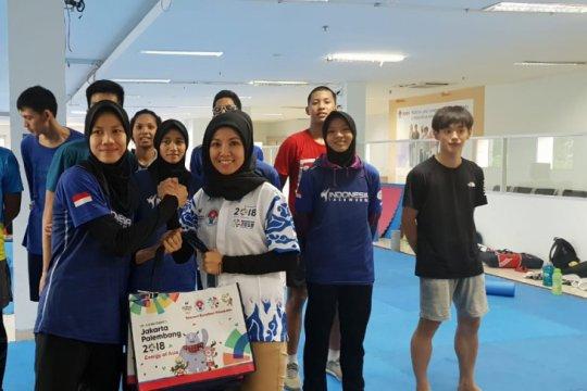 Tim taekwondo Indonesia terpacu motivasi olimpian