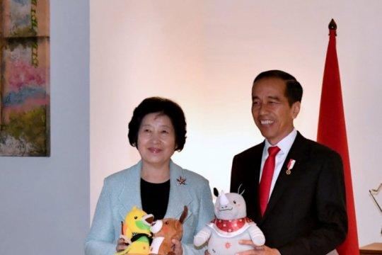 Presiden lakukan pertemuan dengan Wakil PM RRT Sun Chunlan