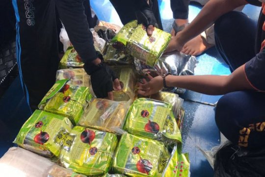 Anggota DPRD Langkat pemilik tiga karung narkoba ditangkap