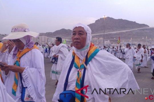 Laporan dari Mekkah - Jamaah banyak yang tumbang saat jumrah