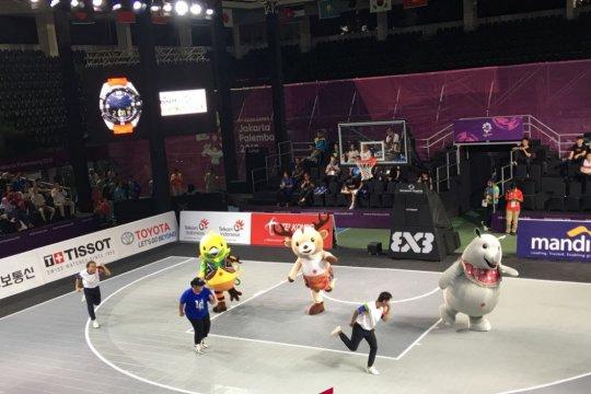Timnas basket putra 3x3 Indonesia tetap optimistis