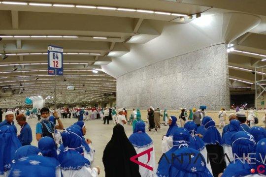 Laporan dari Mekkah - Jamaah sebagian bergerak ke Mekkah bertawaf ifadhah