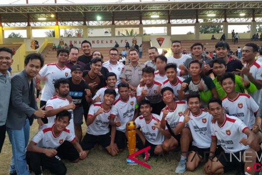 Jakarta Timur juara liga 3 DKI Jakarta