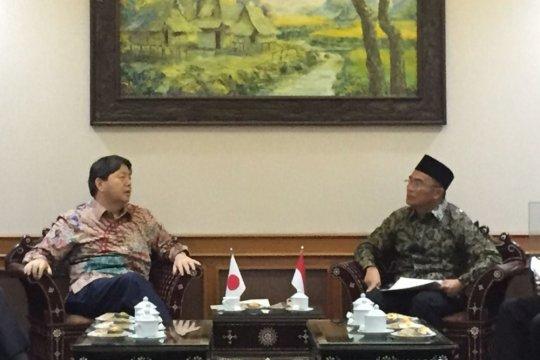 Indonesia dorong kerja sama pendidikan vokasi dengan Jepang