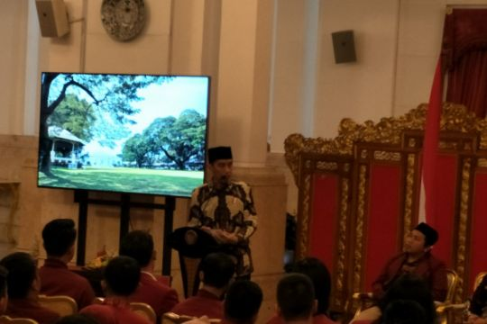 Begini pengalaman pertama Presiden Jokowi naik helikopter