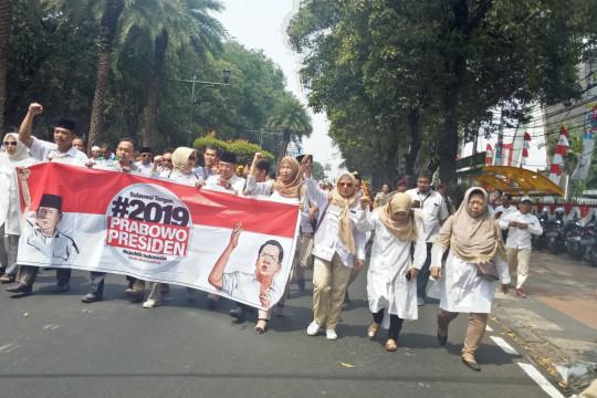 Capres Prabowo kecam pembiaran persekusi