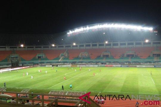 UEA-Korea Utara tanpa gol di babak pertama