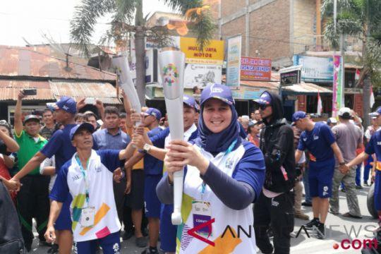 Elsa Manora Nasution sebut stadion akuatik GBK sekelas arena Singapura