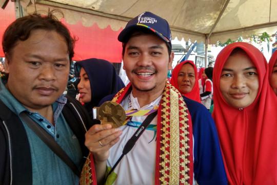 Indra Bekti bangga jadi bagian Asian Games 2018