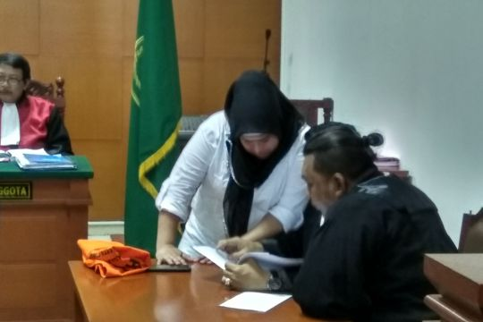 Dhawiya dituntut jalani rehab narkotika dua tahun