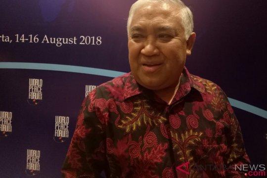 Din Syamsuddin: Indonesia - Afrika Selatan perlu kerja sama bidang keagamaan