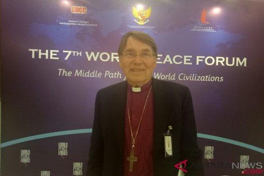 Uskup Norwegia puji kegiatan Silaturahmi Kebangsaan