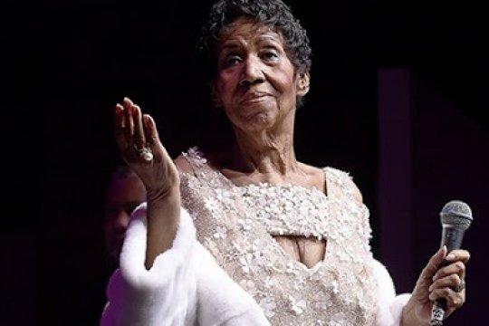 R-E-S-P-E-C-T: Penghormatan terakhir untuk Aretha Franklin