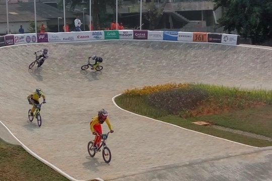 CdM apresiasi raihan medali Asian Games dari balap sepeda BMX