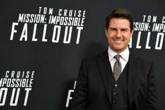 Tom Cruise tak pernah nolak aksi berbahaya di Mission Impossible