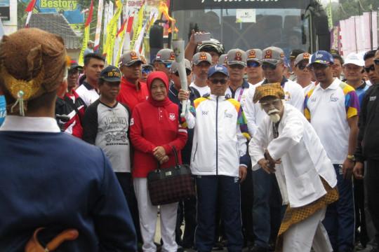 Kapolda: Pengamanan Kirab Obor sesuai aturan internasional