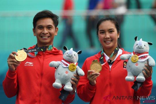 Rahasia Christo/Aldila juara Asian Games 2018