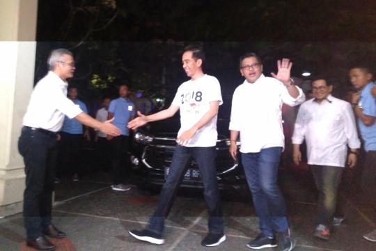 TKN Jokowi-Ma'ruf selenggarakan pelatihan juru bicara