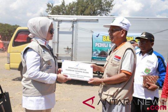 Kepala BPOM: bantuan gempa harus terjaga mutunya
