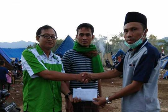 LazisNU Taiwan salurkan bantuan gempa Lombok