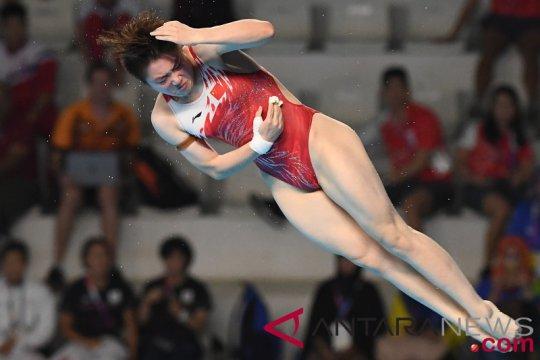 Teknik dan berat badan kunci kemenangan China