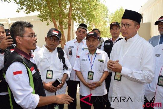 Laporan dari Mekkah - Menag: hanya jamaah Indonesia dapat uang saku