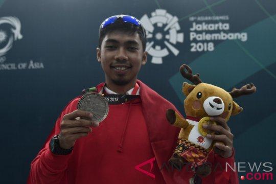 Muhammad Sejahtera, pengukir sejarah olahraga menembak bagi Indonesia