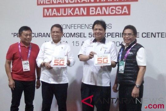 Menkominfo berharap showcase 5G dongkrak citra Indonesia