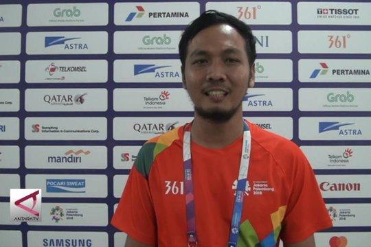 Relawan Asian Games yang bangga jadi bagian dari sejarah