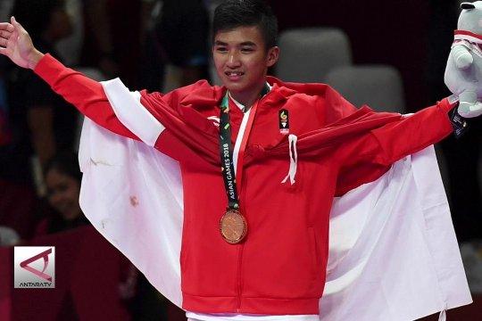 Usai Asian Games, atlet karate Indonesia bidik Olimpiade