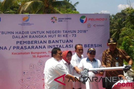 Masyarakat Natuna apresiasi kegiatan BUMN Hadir Untuk Negeri
