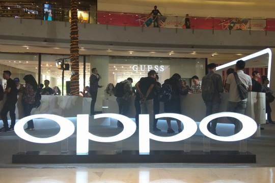 OPPO buka gerai tukar-tambah Find X di Jakarta