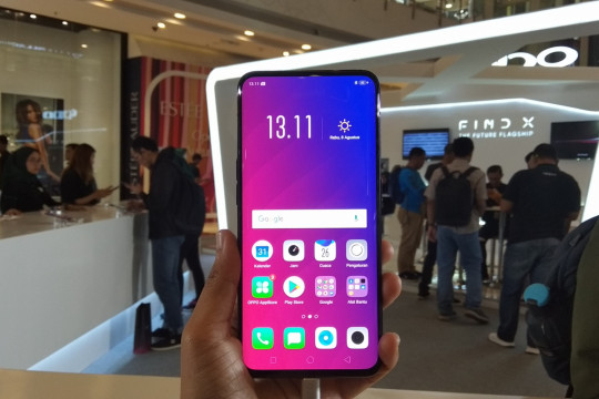 China akan kedatangan OPPO Find X 10GB