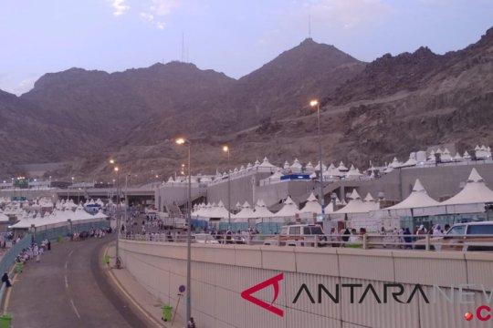Laporan dari Mekkah - Jamaah tersesat di Mina