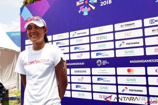 Asian Games 2018 jadi pengalaman baru bagi Ameera