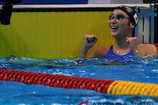 Perenang Ikee kembali ke kolam setelah berjuang melawan leukaemia