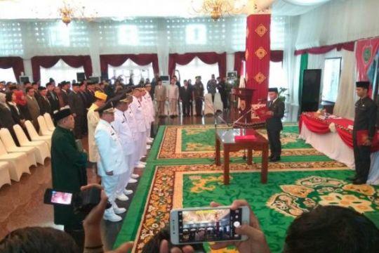 Gubernur Kalteng: APBD jangan persulit bupati terpilih